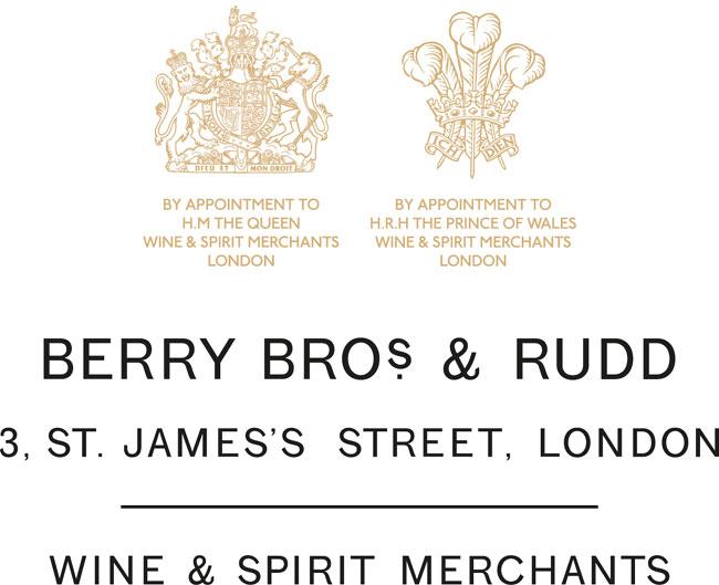 Berry Bros & Rudd Logo Warrants