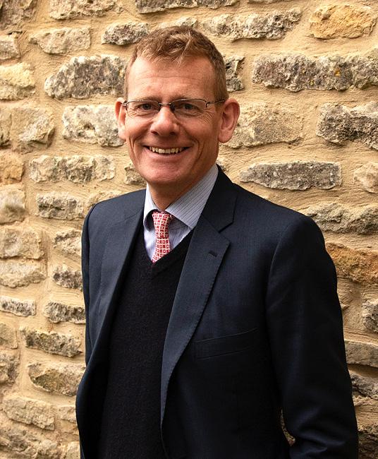 Haynes Hanson Clark Bunch Principal, Jim Eustace