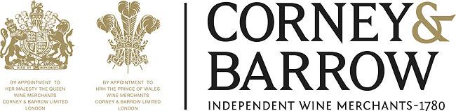 Corney and Barrow Logo
